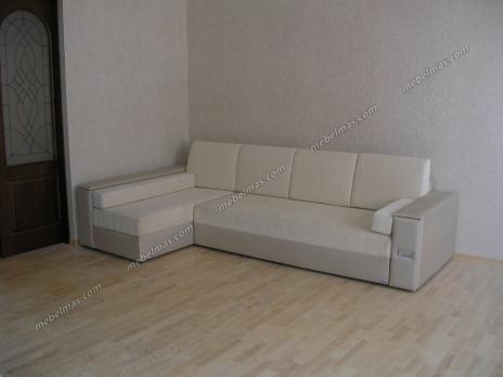 Угловой диван Визит-3 (+бар)