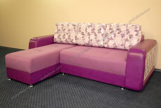 Угловой диван Зевс-1-мини (люкс)