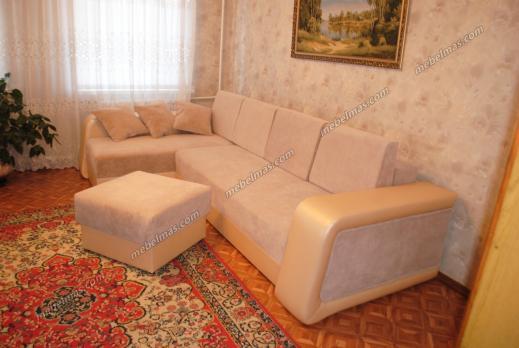 Угловой диван Зевс-3