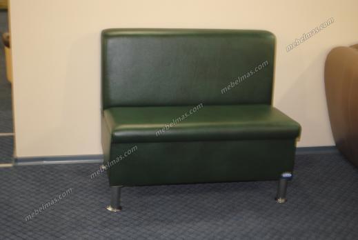 Кухонный диван Премьера-хром