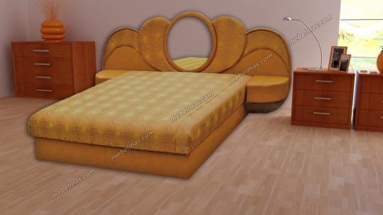 Кровать с матрасом Анастасия
