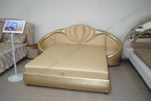 Кровать с матрасом Анжелика