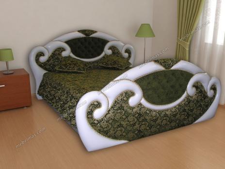 Кровать с матрасом Анна
