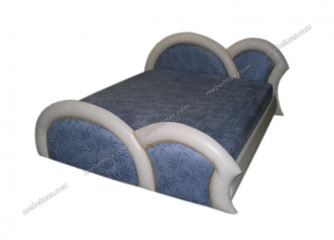 Кровать с матрасом Анюта