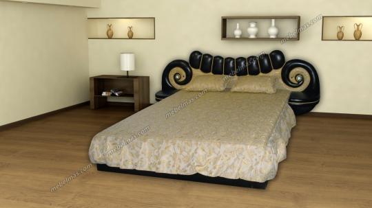 Кровать с матрасом Афина