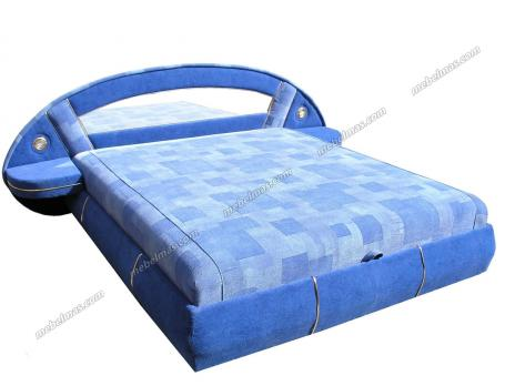 Кровать с матрасом Виктория