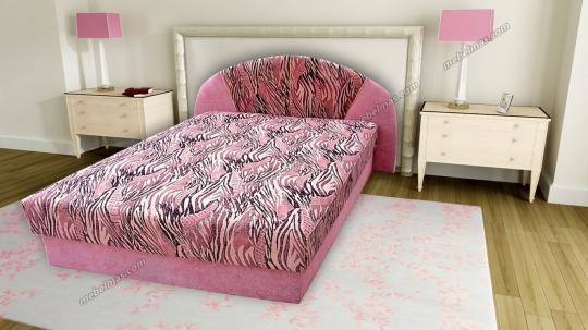 Кровать с матрасом Диана-2