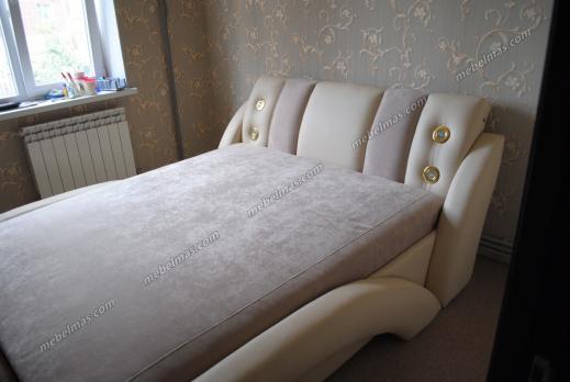 Кровать с матрасом Елизавета