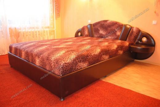 Кровать с матрасом Жанна