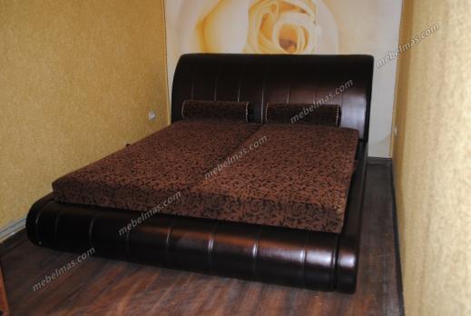 Кровать с матрасом Людмила