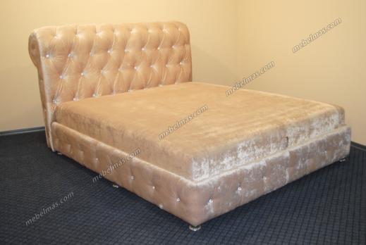 Кровать с матрасом Маргарита-1