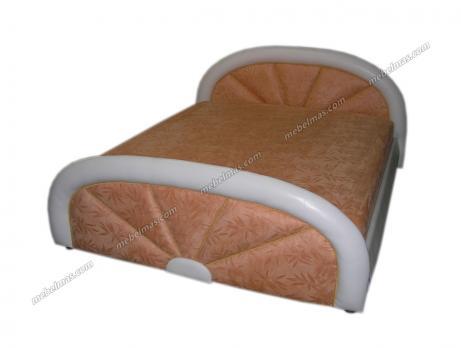 Кровать с матрасом Надежда-1