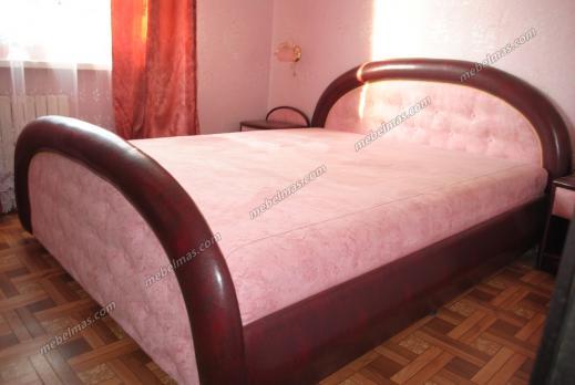 Кровать с матрасом Надежда-2