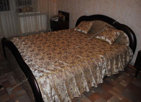 Кровать с матрасом Олеся