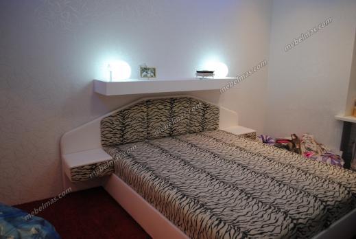 Кровать с матрасом Ольга