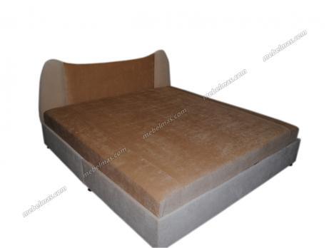 Кровать с матрасом Светлана