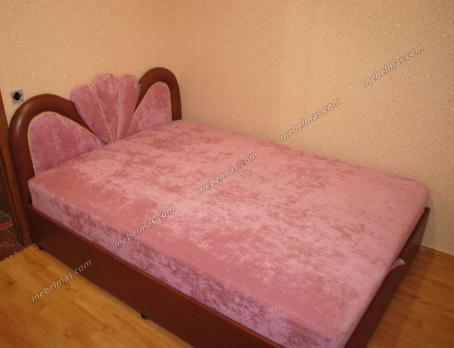 Кровать с матрасом Танюша