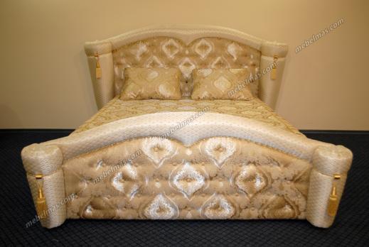 Кровать с матрасом Шахерезада-1
