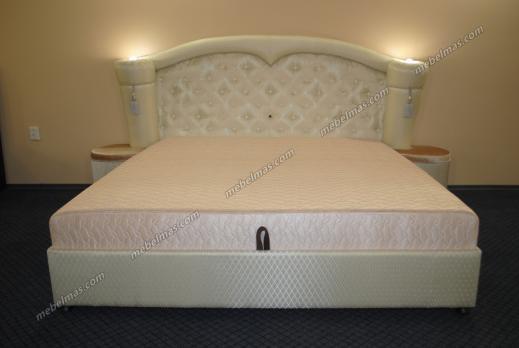 Кровать с матрасом Шахерезада-2