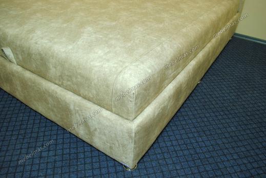 Кровать с матрасом Альбина