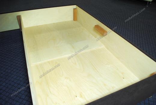 Кровать с матрасом Синтия