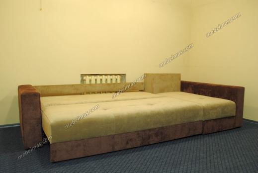 Угловой диван Визит-3 (люкс)