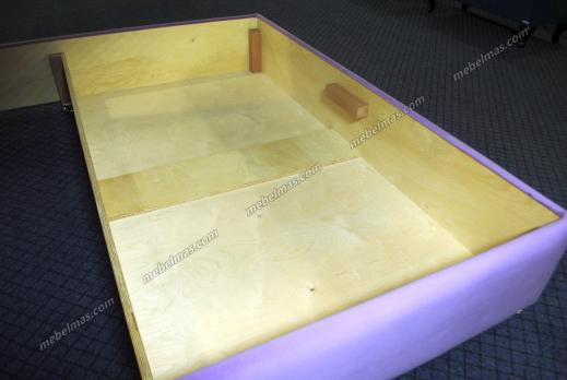 Кровать с матрасом Скарлетт